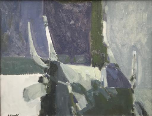 Sergio ROMITI - Peinture - Corna, 1954