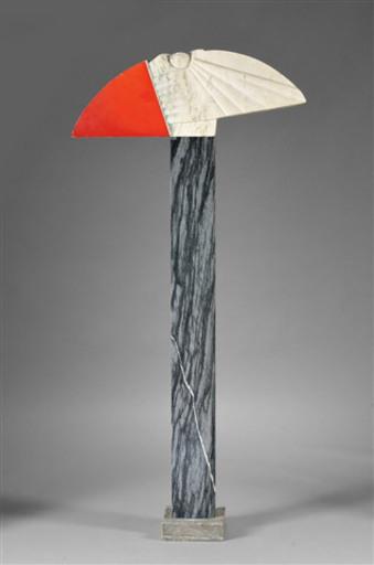 Émile GILIOLI - Sculpture-Volume - Column