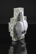 Bertrand GREGOIRE - Escultura - Mickey finger dolls