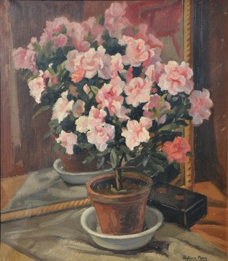 Alphonse MORA - Painting