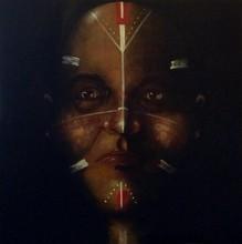 Jean Christophe FISCHER - Painting - Sans tritre 2.6.6