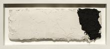 Angel ALONSO - Peinture - Noir/Blanc