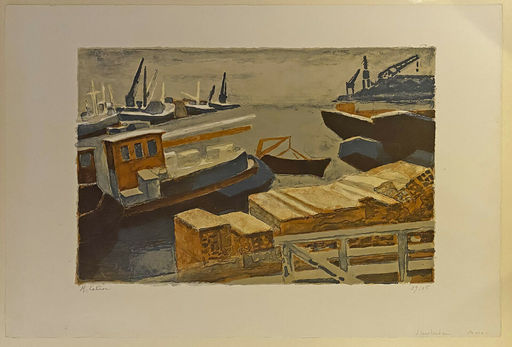 Robert LOTIRON - Print-Multiple - Amsterdam