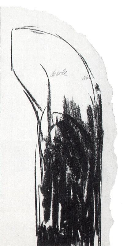 Michelangelo PISTOLETTO - Estampe-Multiple - Debole,