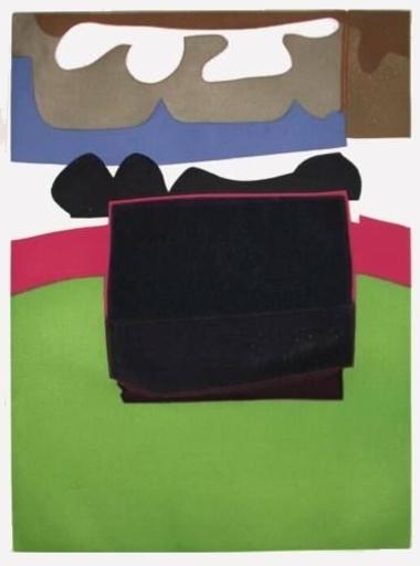 Bertrand DORNY - Estampe-Multiple - Architecture