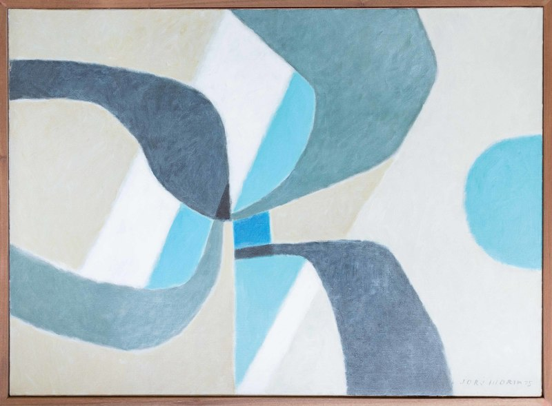 Jorj MORIN - Painting - Vent tournant