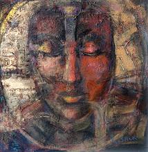 Ludmilla MOSHEK - Painting - Paisible