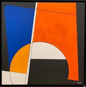 Jean-Pierre RIVES - Peinture