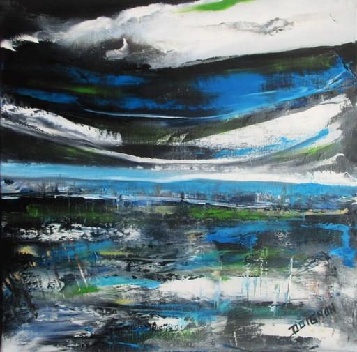Didier DOIGNON - Pintura - Glacieux