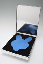 Jeff KOONS (1955) - Kangaroo Mirror Box (Blue)