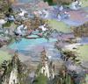 Jane WARD - Painting - PORTAL NO.7