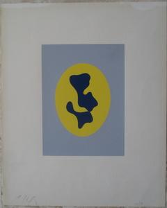 Hans ARP - Print-Multiple - Gaston Puel: ARP