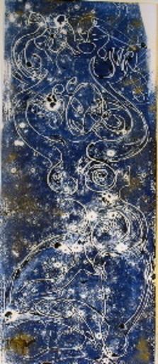 Marcel MAYER - Painting - APSARA