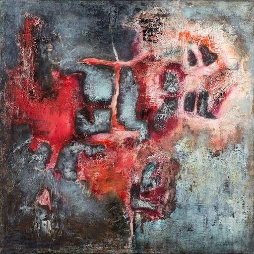 Emmanuelle VROELANT - Painting - Charlie