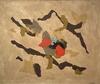 Giulio TURCATO - 绘画 - Collage, primi anni '70