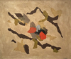 Giulio TURCATO - Gemälde - Collage, primi anni '70