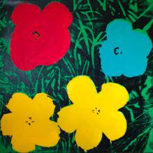 Andy WARHOL - Peinture - Flowers