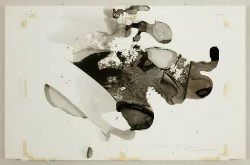 Shozo SHIMAMOTO - Pintura - Esquisse Hole 5