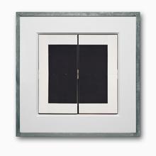 Jürgen PAAS - Sculpture-Volume - jeu de carré 02