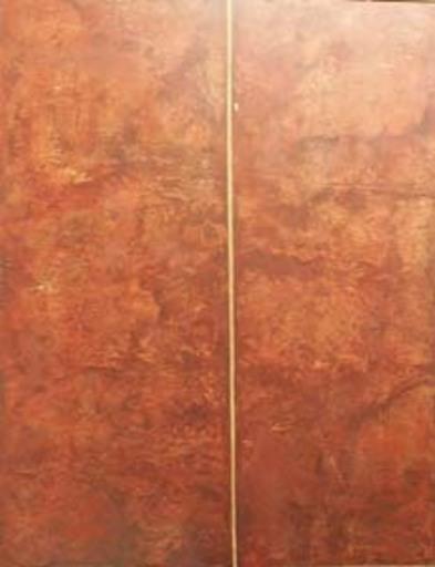 Antonio BUENO - Pintura - Tracciato umano II