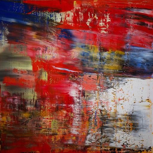 Harry James MOODY - Peinture - Abstract Croma n°476