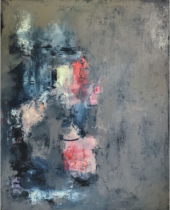 Tommaso FATTOVICH - Painting - Overthrow