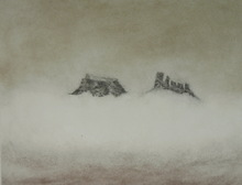 Zoran Antonio MUSIC - Print-Multiple - Landschaft