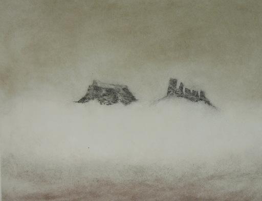 Zoran Antonio MUSIC - Grabado - Landschaft