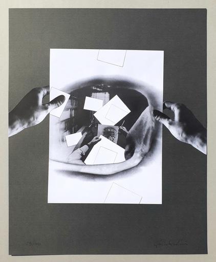 Giulio PAOLINI - Print-Multiple - Immacolata concezione