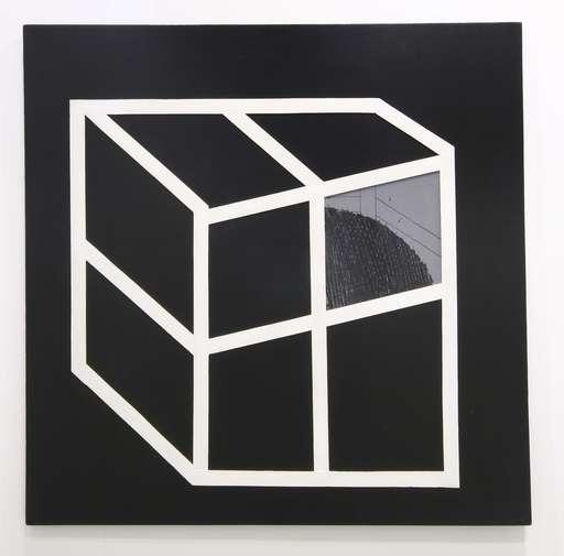 Emilio SCANAVINO - Gemälde - Nascosto 1