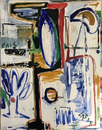 Robert LABOR - Peinture - Ero$