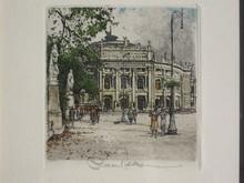 Robert KASIMIR - Print-Multiple - Staatoper Wien