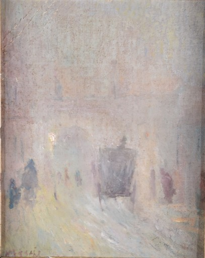 Childe HASSAM - Peinture - No Title