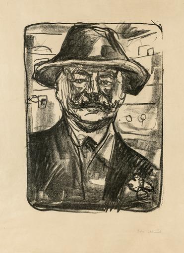 Edvard MUNCH - Print-Multiple - Bohemian