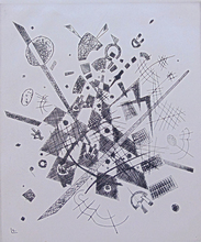 Wassily KANDINSKY - Print-Multiple - Small Worlds IX | Kleine Welten IX