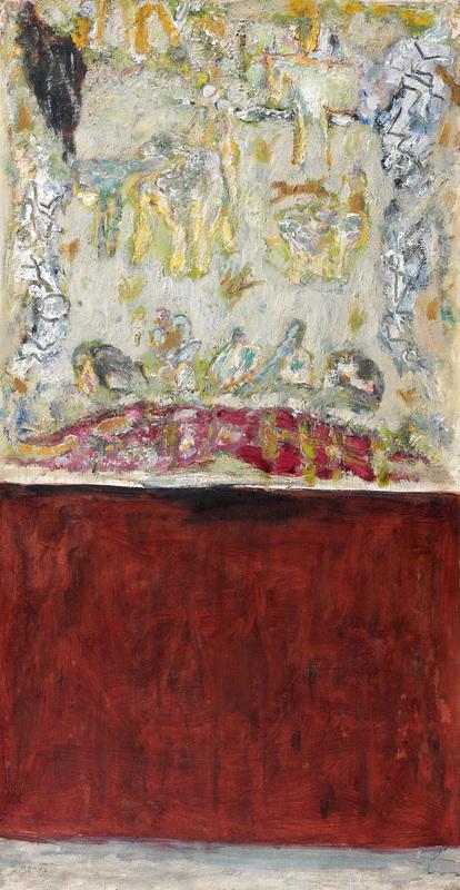 Pierre BONNARD - Painting - Projet de décoration pour le palais de Chaillot