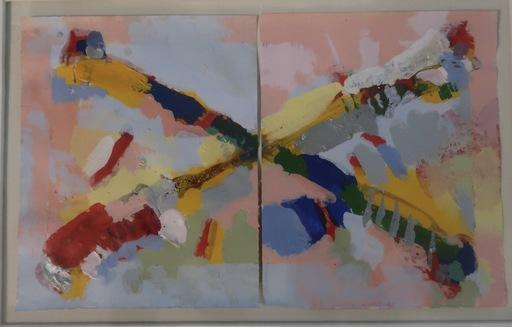 Donald KARWELIS - Painting - Return To Isa