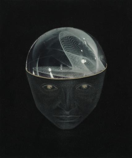 Marina NUÑEZ - Peinture - Sin título. Serie Ciencia Ficción.
