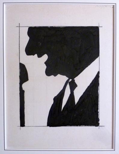 Sergio LOMBARDO - Peinture - Rockfeller