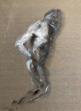 Benjamin CARBONNE - Peinture - Mouvement 1.6.6