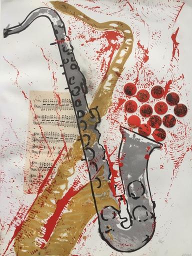 Fernandez ARMAN - Print-Multiple - SAXO
