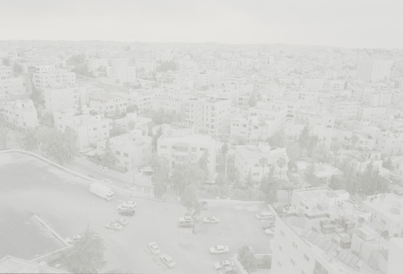 Anna MALAGRIDA - Fotografie - Vues Voilées - Amman VIII