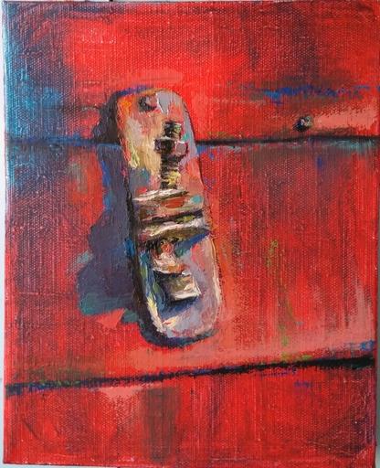Ohanyan KAMSAR - Pittura - Rusty Fragment
