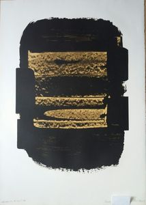 Pierre SOULAGES - Print-Multiple - Lithograph n°41