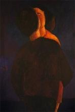 Francis BERTHAULT - Peinture - calin du soir