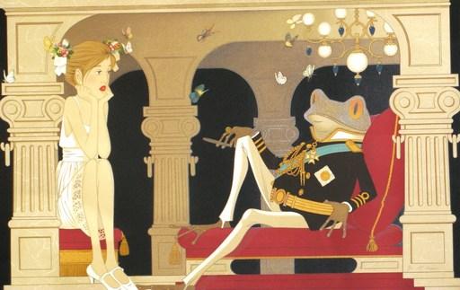 Philippe Henri NOYER - 版画 - Prince Charming