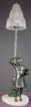 Bruno ZACH - Sculpture-Volume - Streetlamp