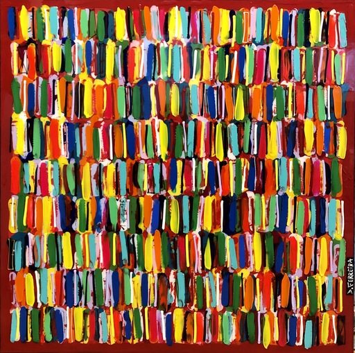 David FERREIRA - Painting - Toto finger