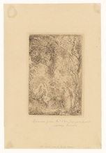 James ENSOR - Print-Multiple - Jardin d'Amour