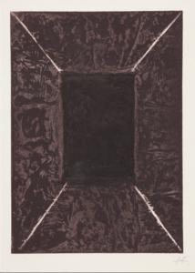 Antoni TAPIES - Print-Multiple - La Porta